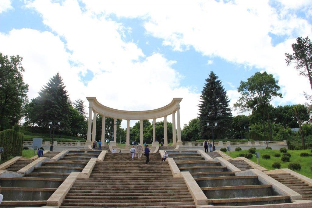 парк Кисловодска